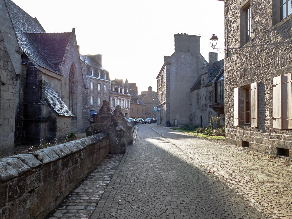 Picturesque Roscoff, one of the top places to visit in Brittany, France
