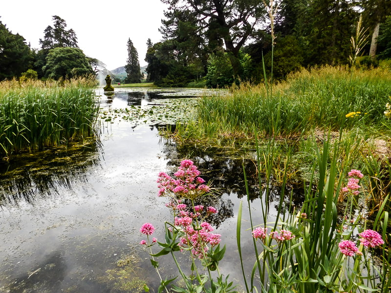 Powerscourt Gardens, Ireland