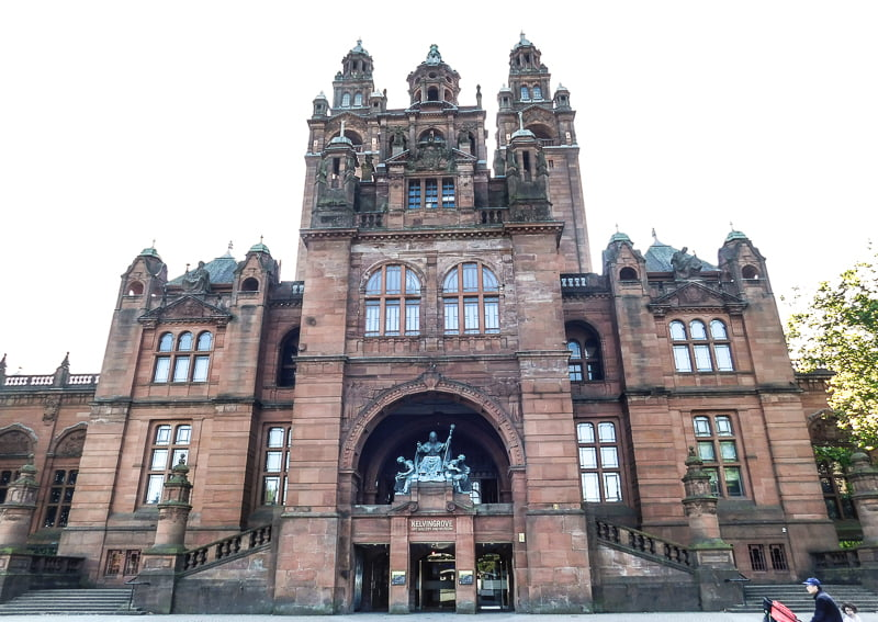 Visit Kelvingrove Art Gallery and Museum, among top things to do in Glasgow, Scotland