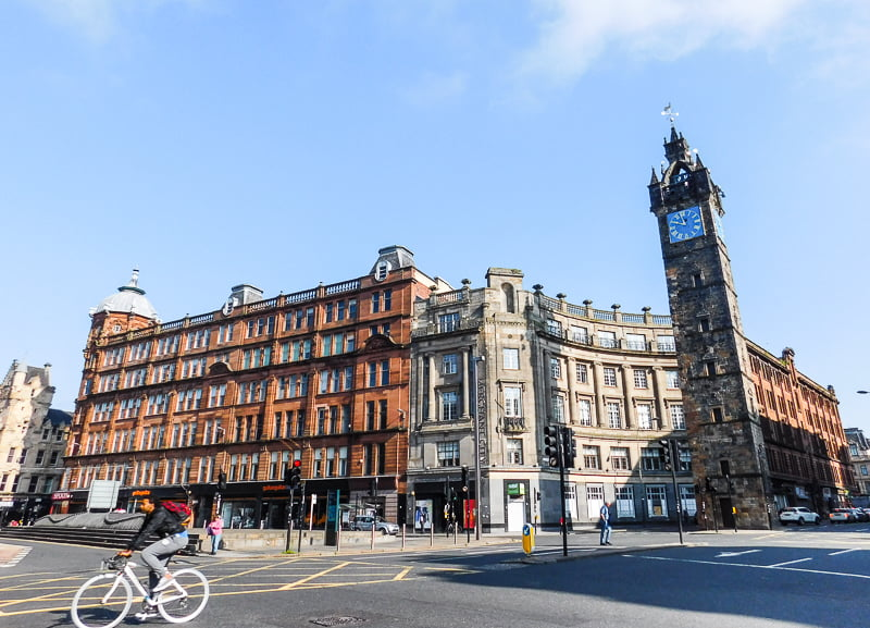 Dine in the Merchant City, Glasgow