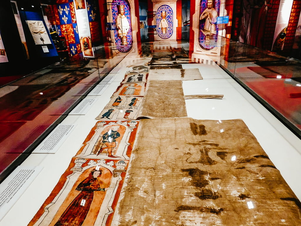 Discover the Great Charter Roll in Waterford's Medieval Museum, top attraction in Waterford