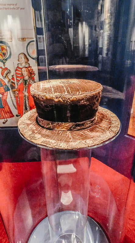 The Cap of Maintenance, a treasure to discover in Waterford's Medieval Museum, Ireland