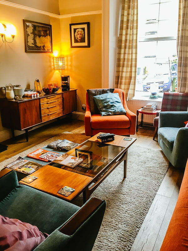 A great place to stay in Stirling, Scotland - Munro Guest House