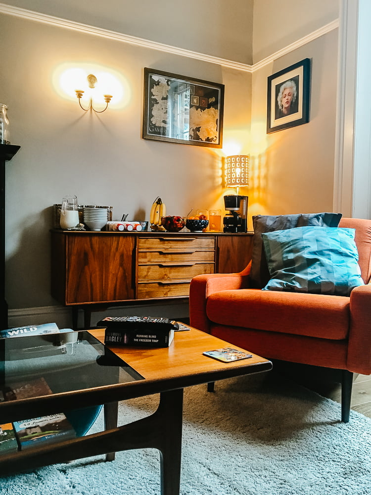 Bed and Breakfast in Stirling, Scotland - Munro Guest House