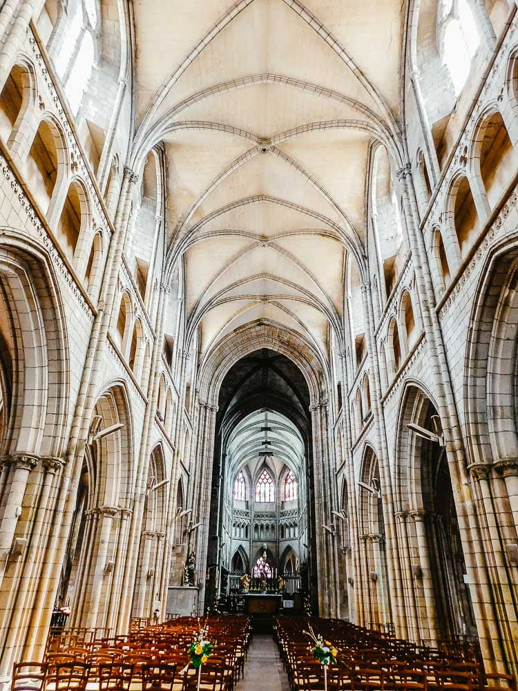 Saint-Pol-de-Léon Cathedral, Architectural Gem of the Bay of Morlaix, France