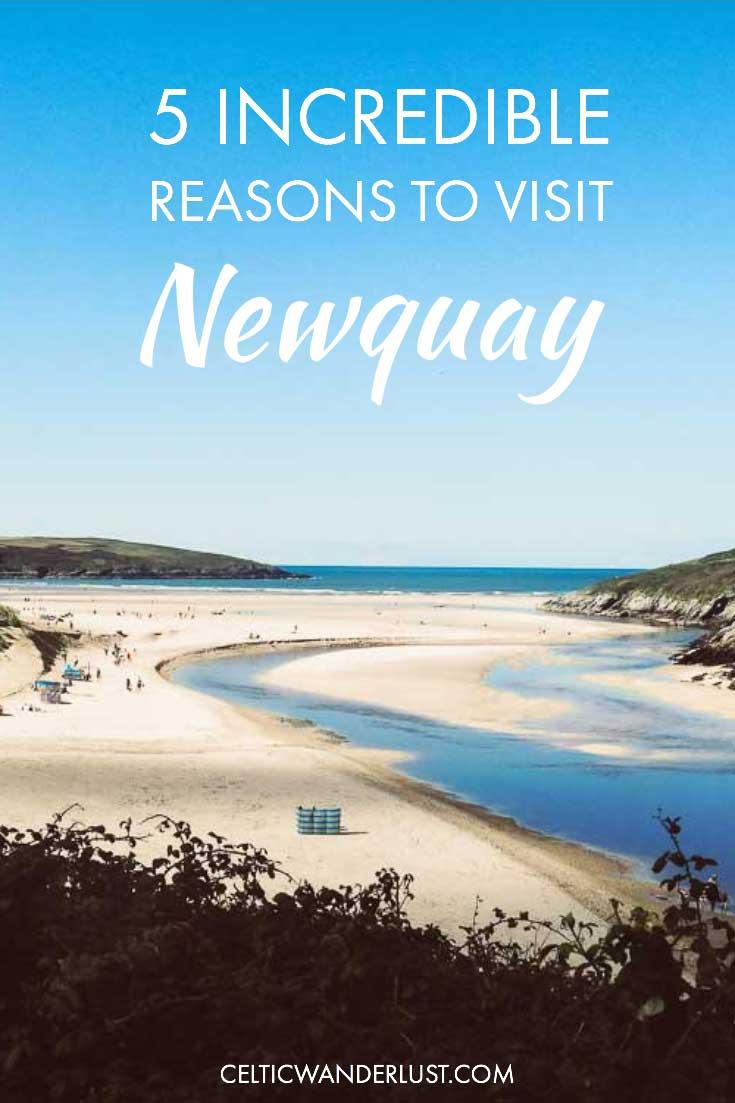 5 Incredible Reasons To Visit Newquay, Cornwall