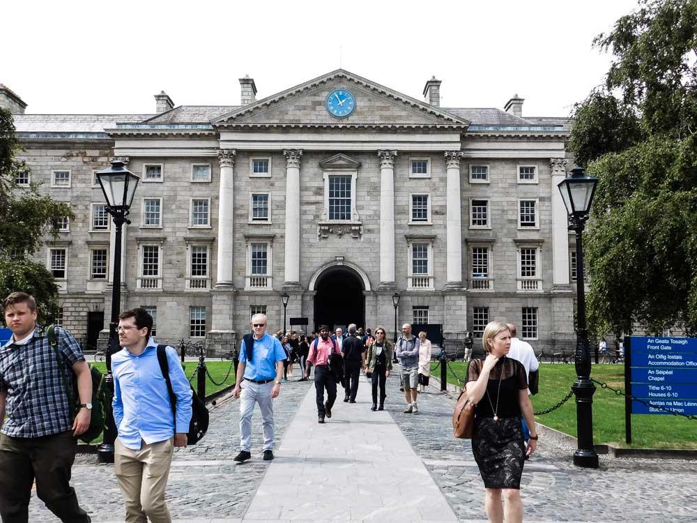 Visit Trinity College, Dublin, Ireland