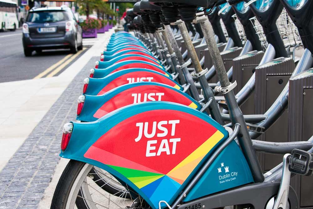 Dublinbikes - Renting a bike in Dublin, Ireland
