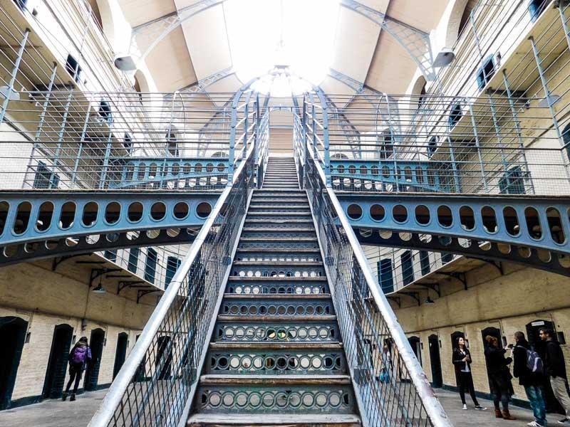 La prison de Kilmainham, à visiter absolument à Dublin