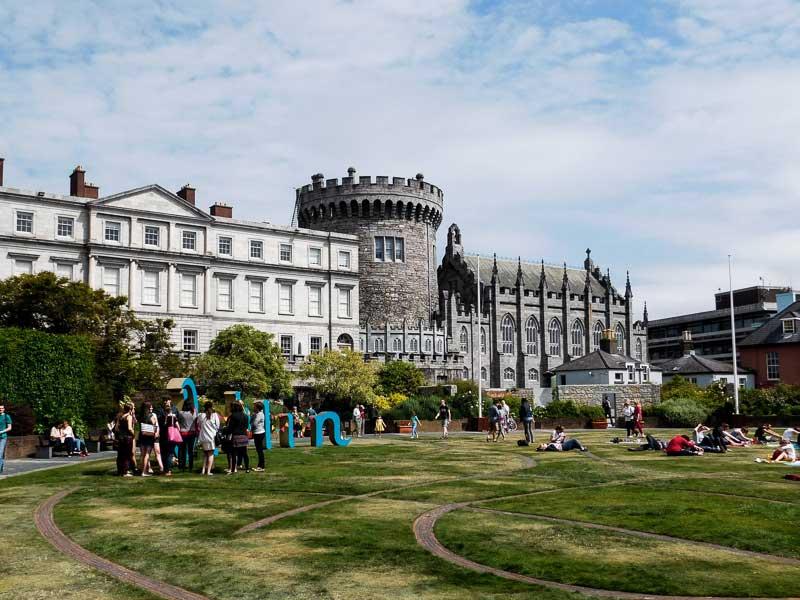 Le Château de Dublin, à voir absolument
