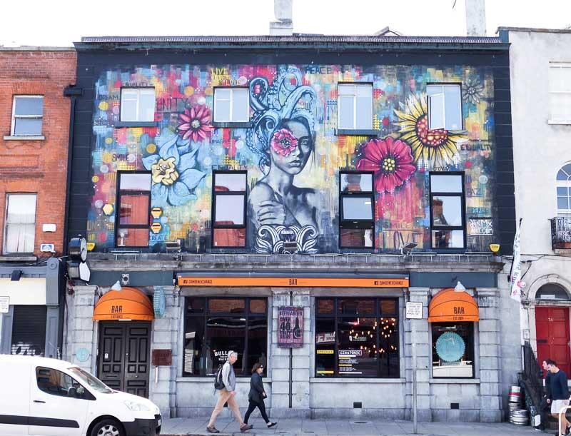 Bar de Camden Street à Dublin