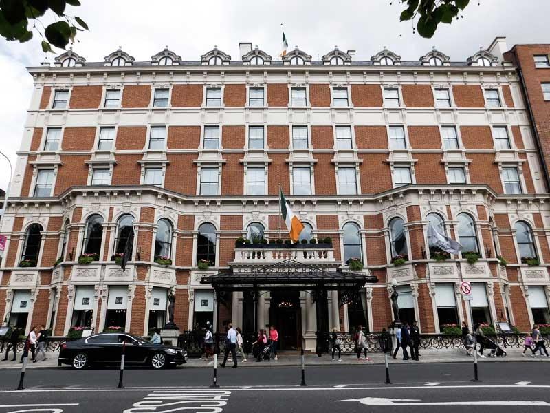 Hôtel de luxe à Dublin