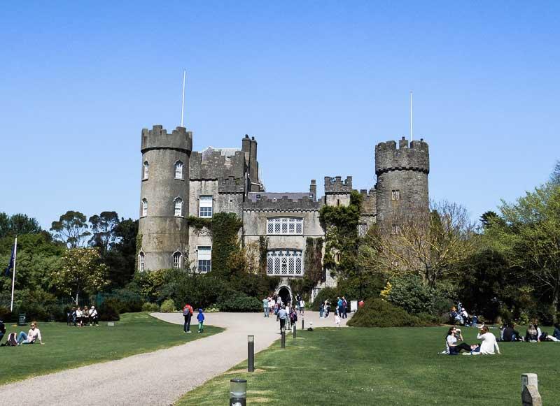 Château de Malahide, Irlande