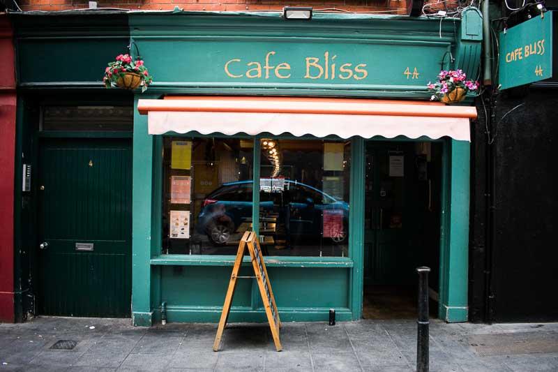 Trouver un restaurant à Dublin, Irlande