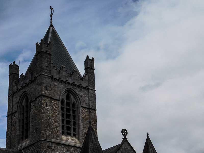 La cathédrale Christ Church à Dublin