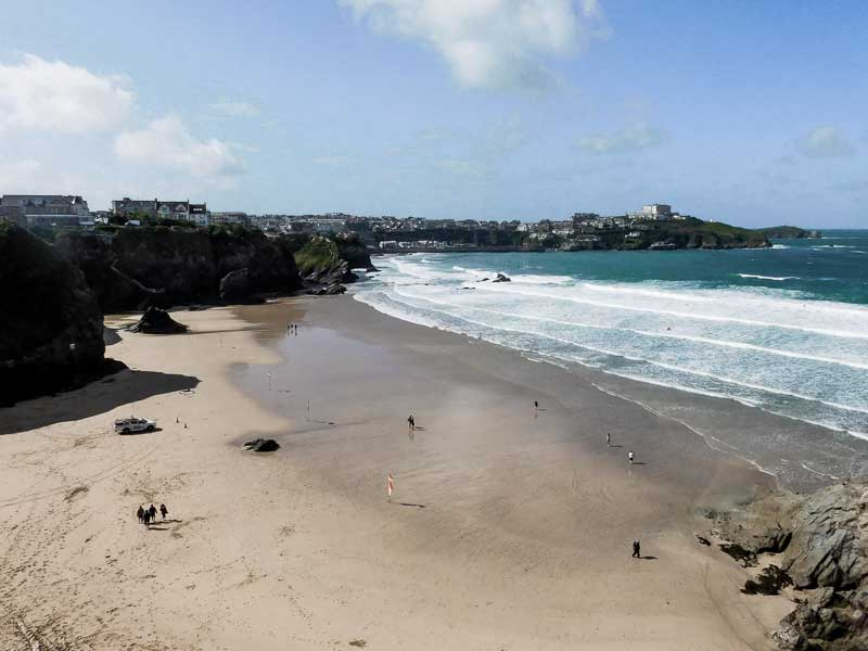 Visit Newquay in Cornwall, UK