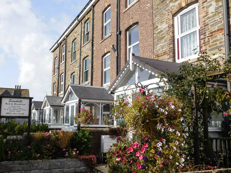 Bed and Breakfast in Newquay, Cornwall, UK