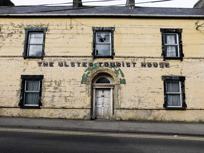Ulster Tourist House, relic of Bundoran's Hay Day