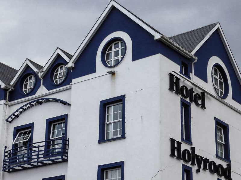 Hotel in Bundoran, Ireland
