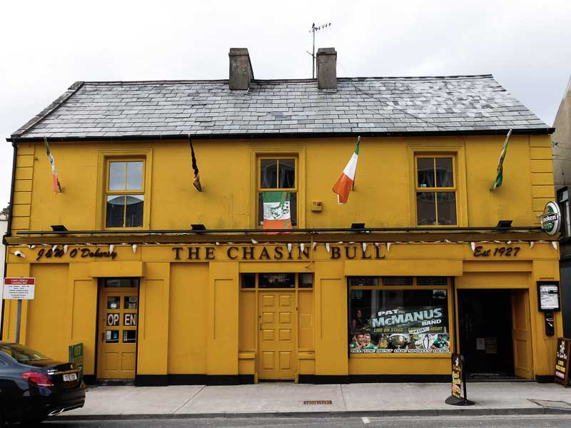 Pub in Bundoran, Ireland