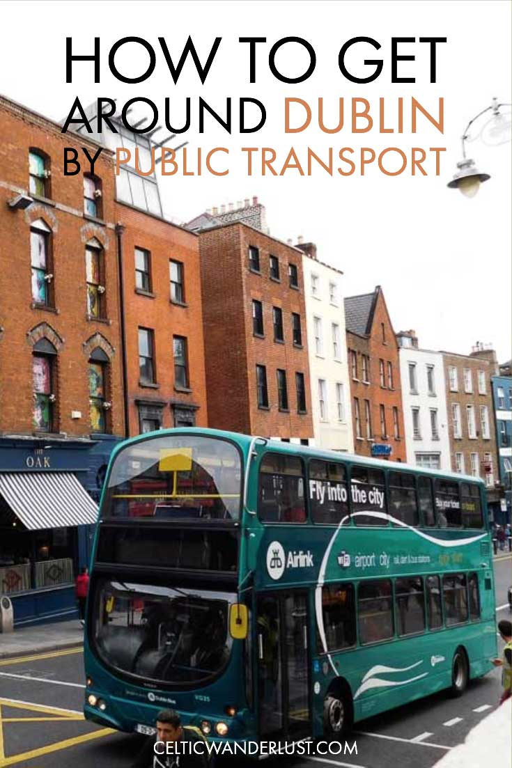 How To Get Around Dublin By Public Transport