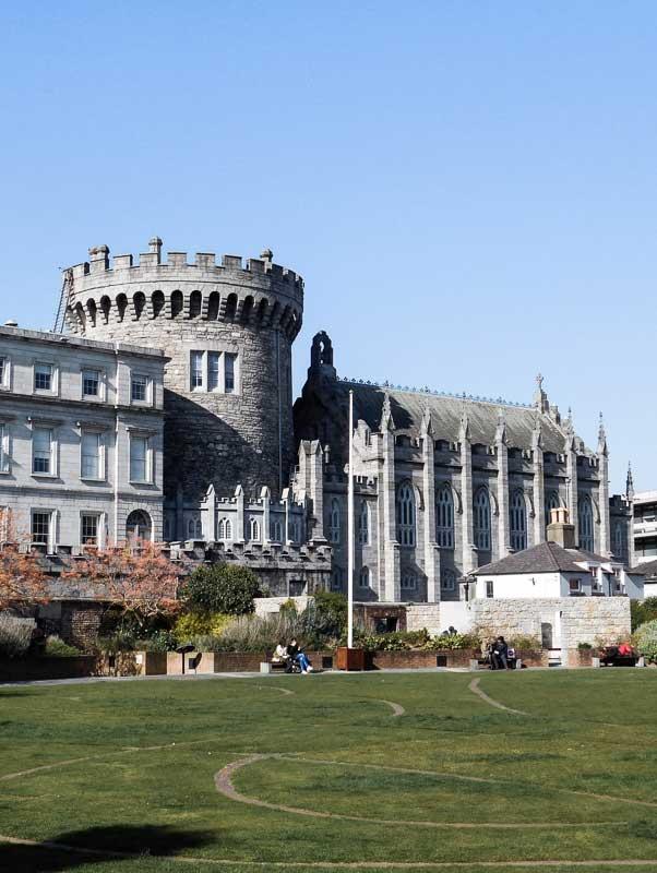 1. Dublin Castle