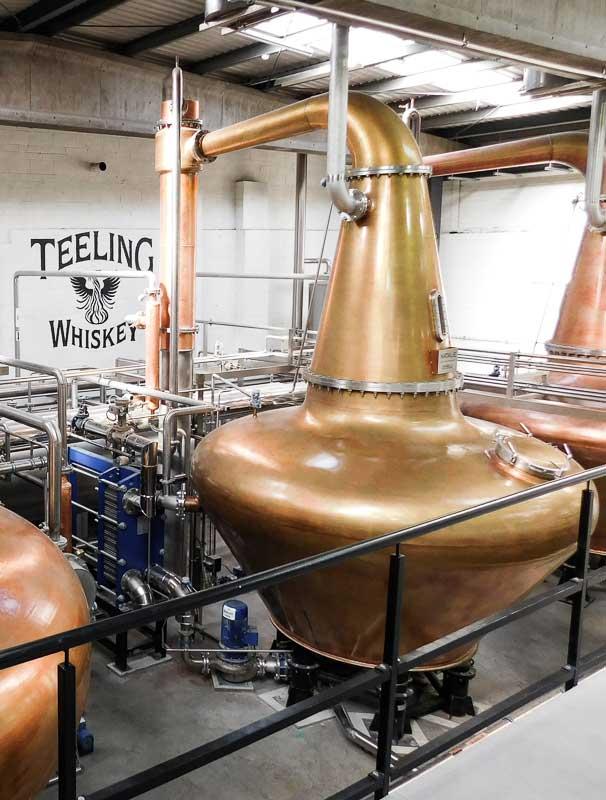 5. Teeling Distillery