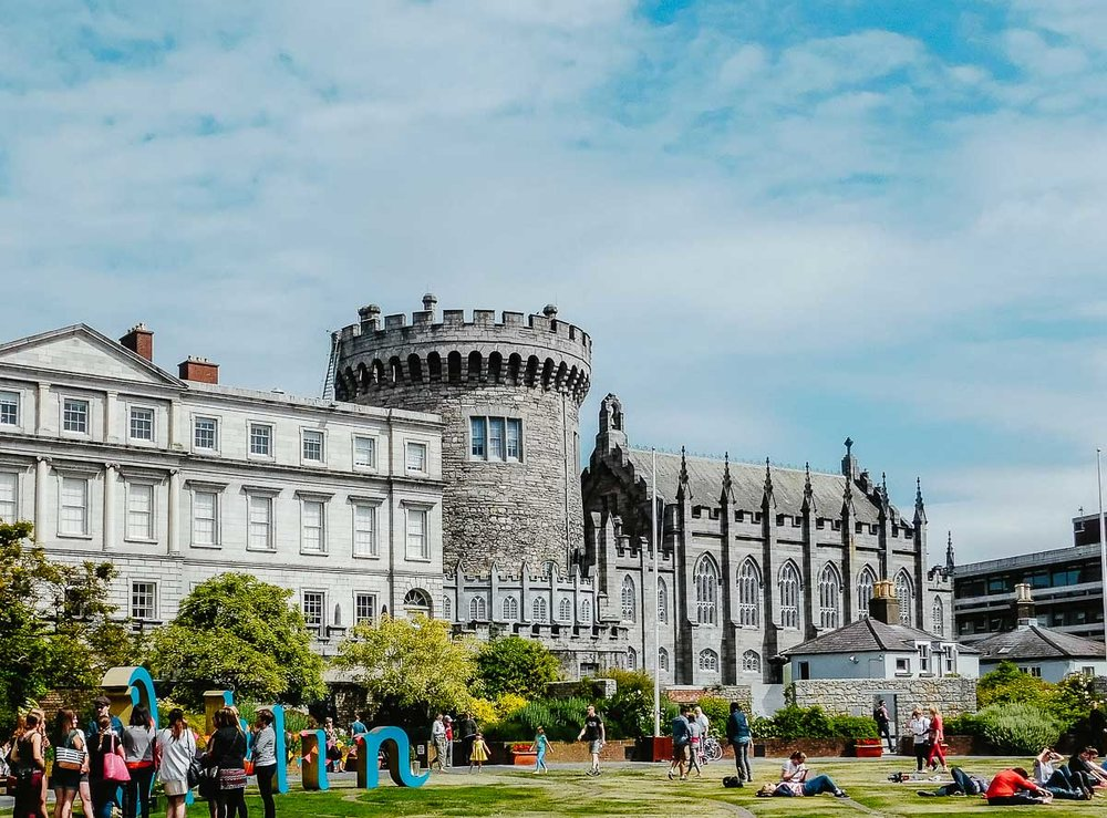 Read More About Dublin Castle -