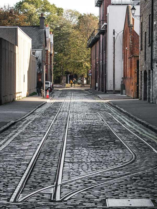 Old Railway, Guinness Storehouse, Dublin, Ireland