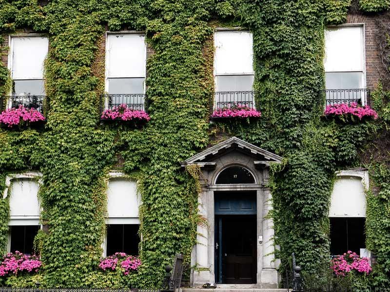 Around St Stephen's Green, Dublin, Ireland
