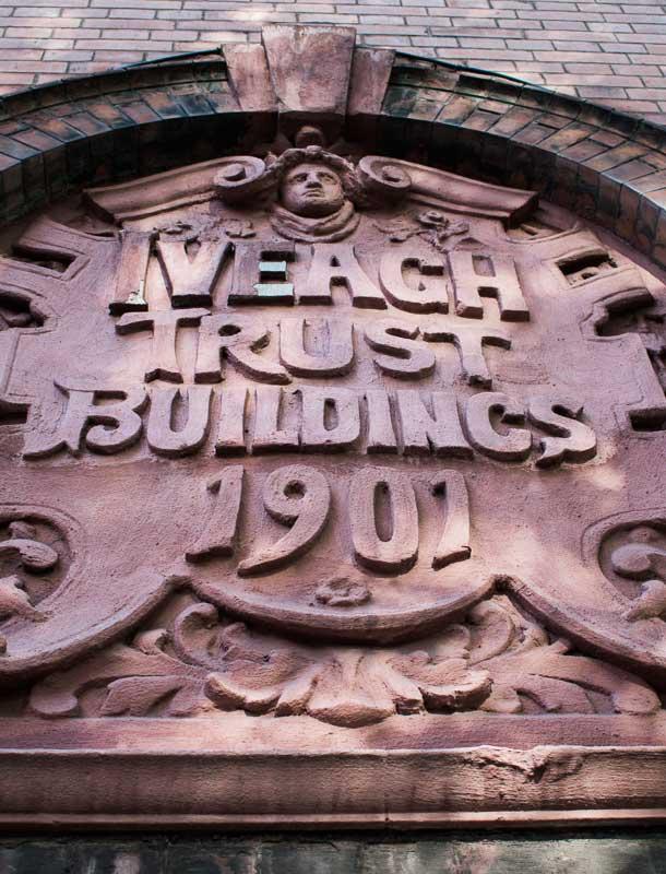 Iveagh Trust Building, Dublin, Ireland