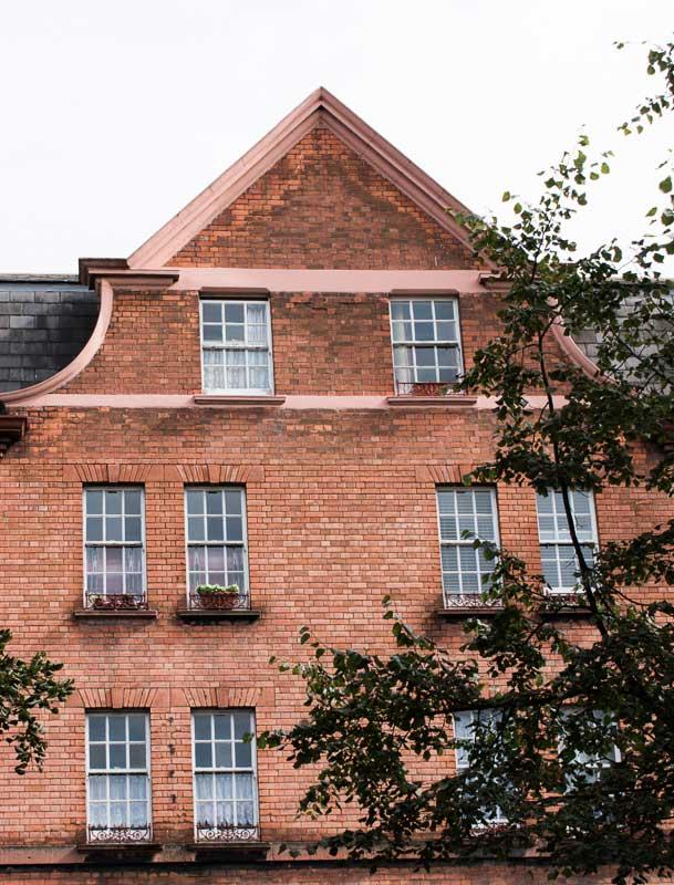 Iveagh Trust Building, Bull Alley, Dublin, Ireland