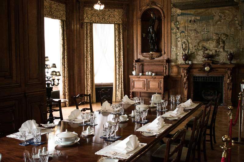 Dining Room, Farmleigh House, Dublin, Ireland