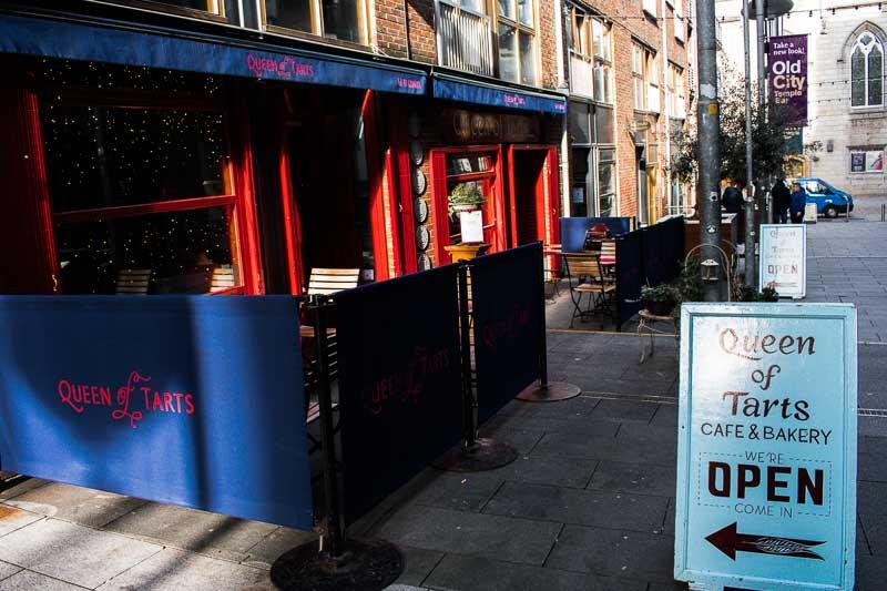 Queen of Tarts, Temple Bar, Dublin
