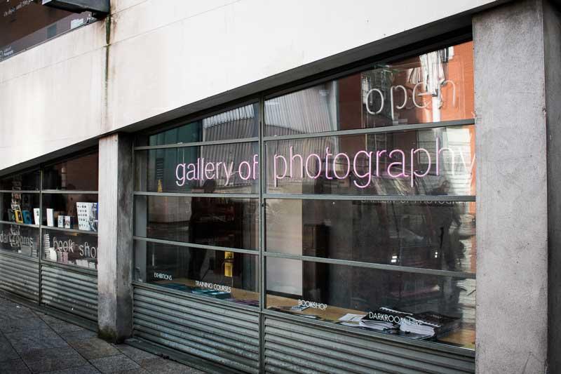 Gallery of Photography, Temple Bar, Dublin