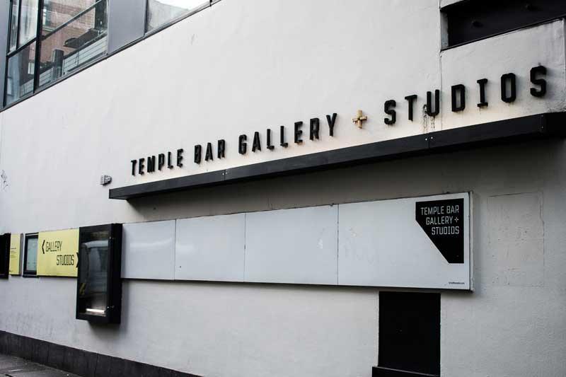 Temple Bar Gallery and Studios, Temple Bar, Dublin