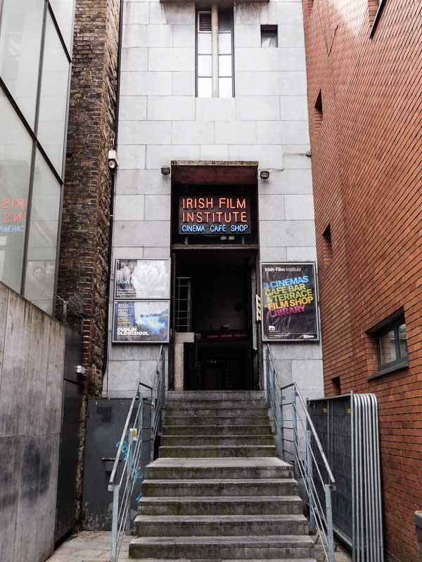 Irish Film Institute, Temple Bar, Dublin
