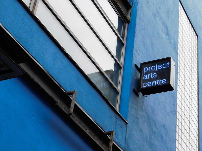 Project Arts Centre, Temple Bar, Dublin