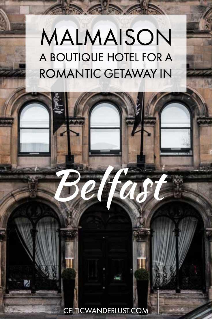 Review: Malmaison Hotel, Belfast