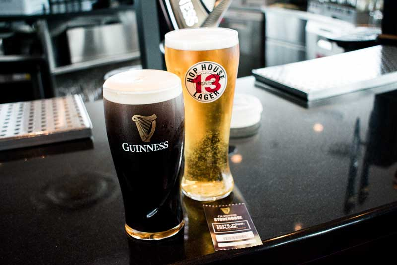 Read More About Guinness Storehouse -