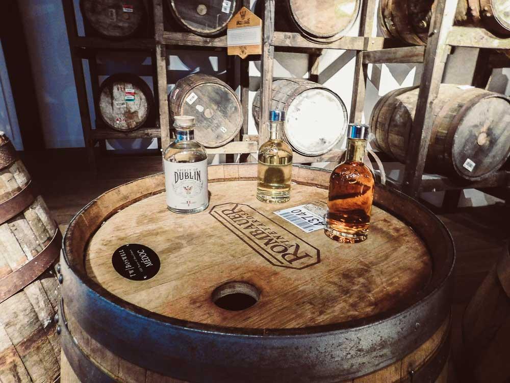 Visit the Teeling Distillery in Dublin