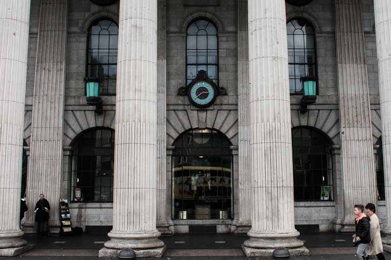Start Your Self-Guided Walking Tour of Dublin at the GPO on O'Connell Street