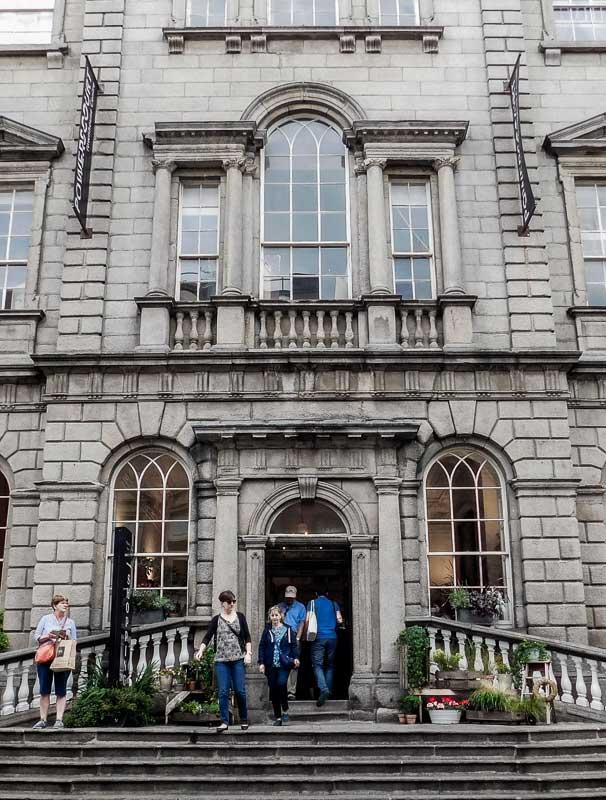 Powerscourt Centre in the Heart of Dublin's Creative Quarter