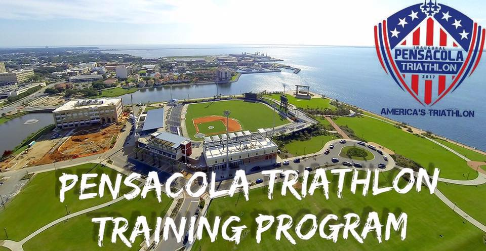 Join us as we offer our free training program for the Pensacola Triathlon in Downtown Pensacola April 30th. Training is to begin on January 15th. Please register with this link below. https://patrickwilkes.wufoo.com/forms/z1tdggqm0ud8nkx/