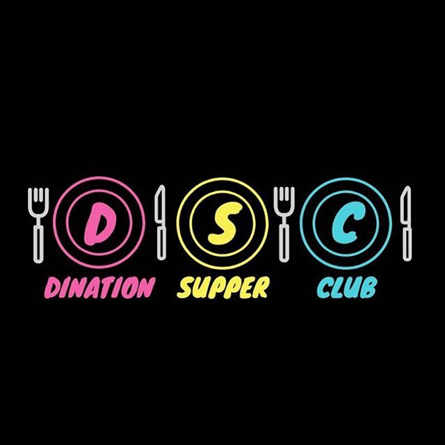 launching this weekend at Fitzcarraldo Projects: DINATION SUPPER CLUB come for great food, good vibes, summer drinks, and the best cause  tix (only 5 left!) in bio