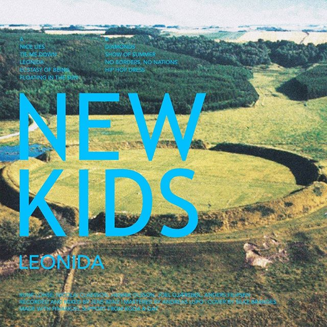 The first vinyl we did!  It is amazing  You can buy at https://tictail.com/newkidsnewkids