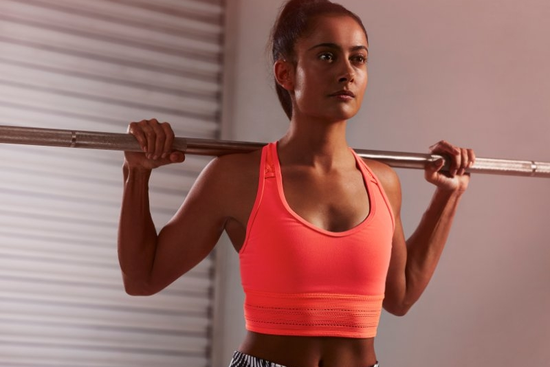 Squat your way to a better butt with Shona Vertue