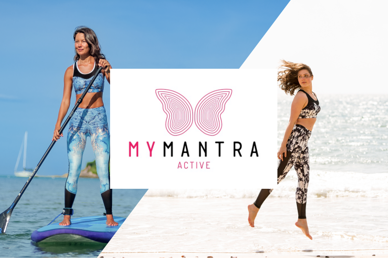 Our Partners - My Mantra Active specialise in lifestyle apparel for the wild soul, and are working together with New Horizon Escapes to bring the sunshine and good vibes to people's door step wherever they may be.You lucky New Horizon visitors get 15% off when you use the code