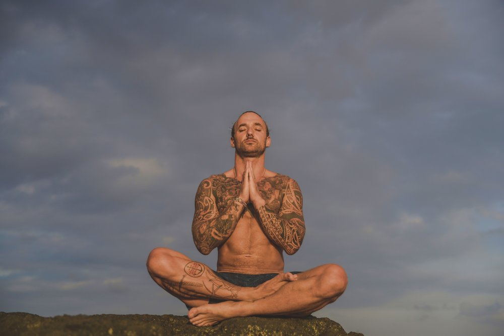 RICHIE NORTON - GUEST COACH / YOGA & MEDITATION / MOVEMENT COACH
