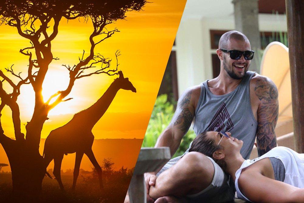 KENYA - DATE: 15th - 23rd JULYCOACH: ADAM & INA